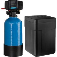 Lubron EasySoft Split 1000 waterontharder volume en tijd 700 liter/uur