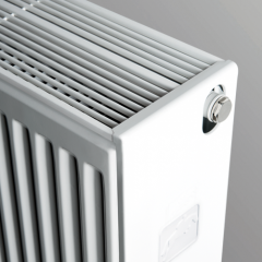 Brugman Compact 4 radiator 400 x 600 type 33 1293 Watt