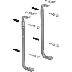 Bevestigingsmateriaal voor Thermrad radiatoren van 200 mm hoog
